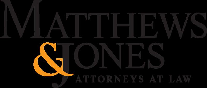 Matthews & Jones, LLP